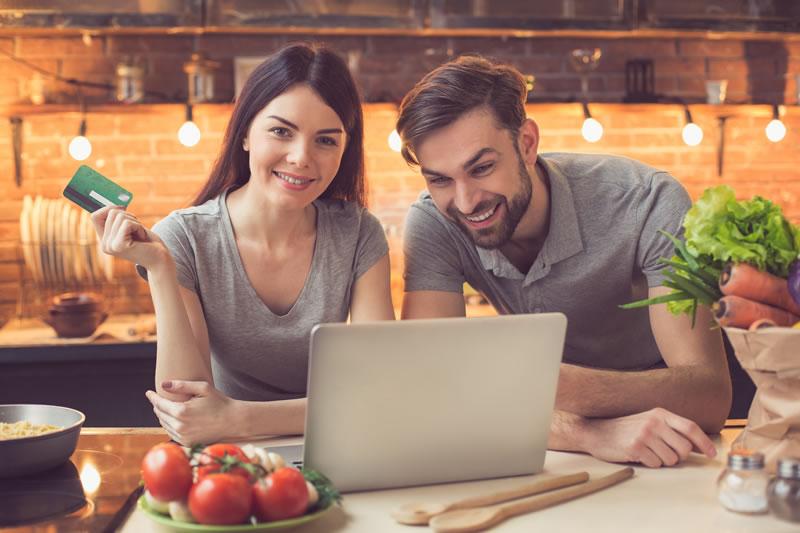 Prodaja hrane preko interneta