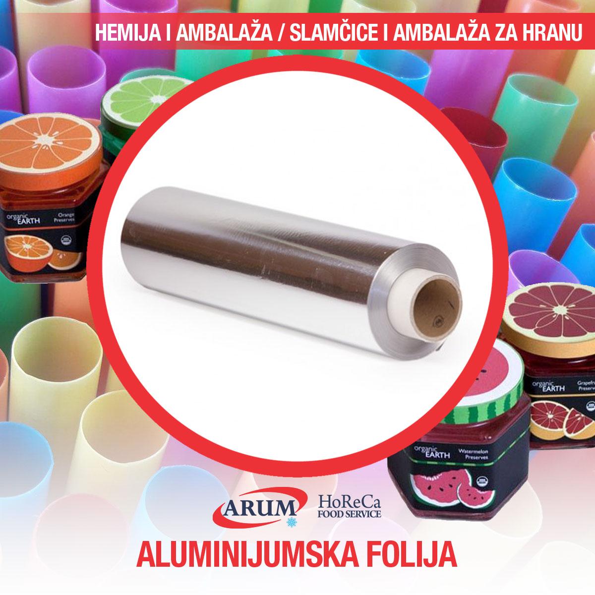 Aluminijumska folija 300mm, 1kg