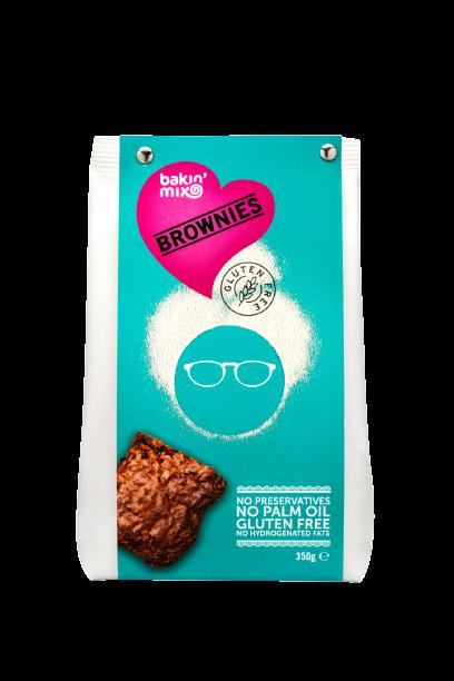 Bakin mix BROWNIES mesavina za brownies 350 g