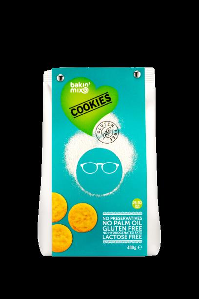 Bakin mix COOKIES mesavina za keks 400 g