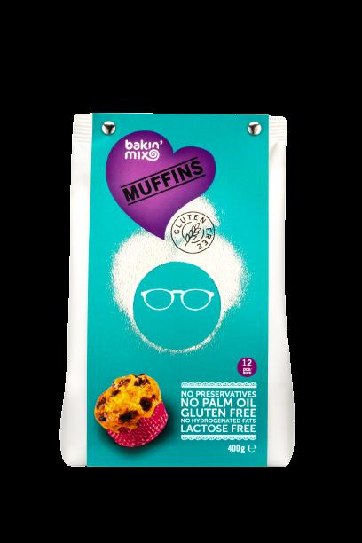 Bakin mix MUFFINS mesavina za mafine 400 g