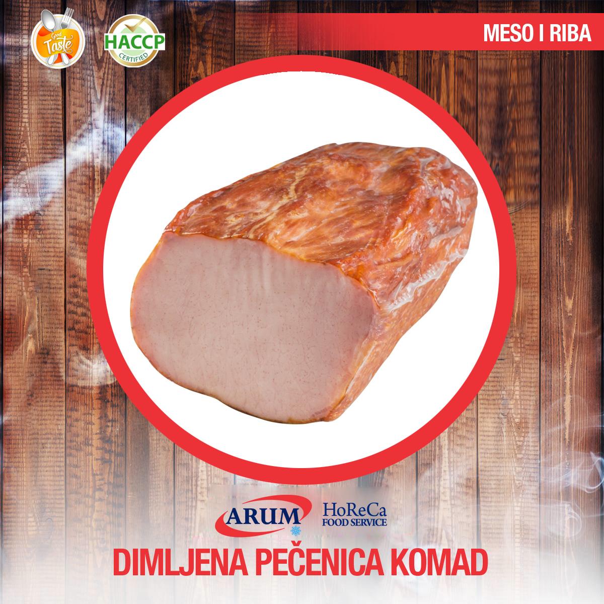 DIMLJENA PECENICA KOMAD cca 2 kg