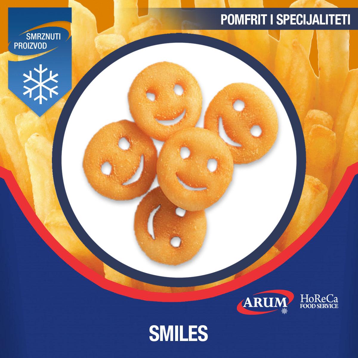 Eco smiles 10x1kg
