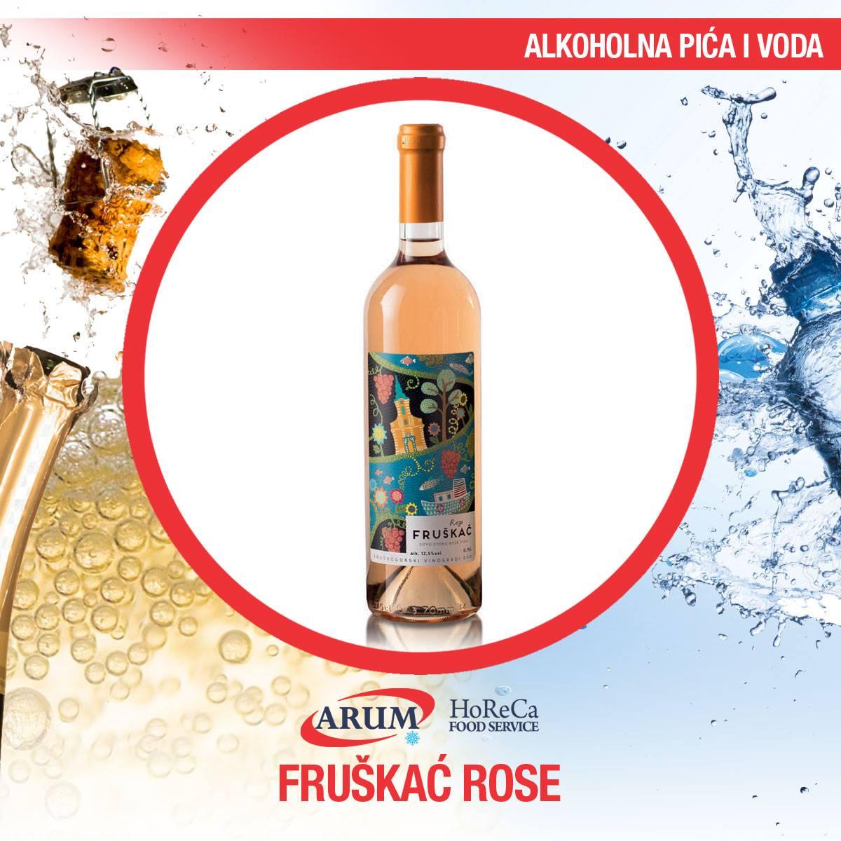 Fruskac rose 0/75