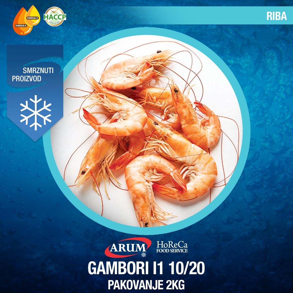 Gambori l1 10/20 2kg