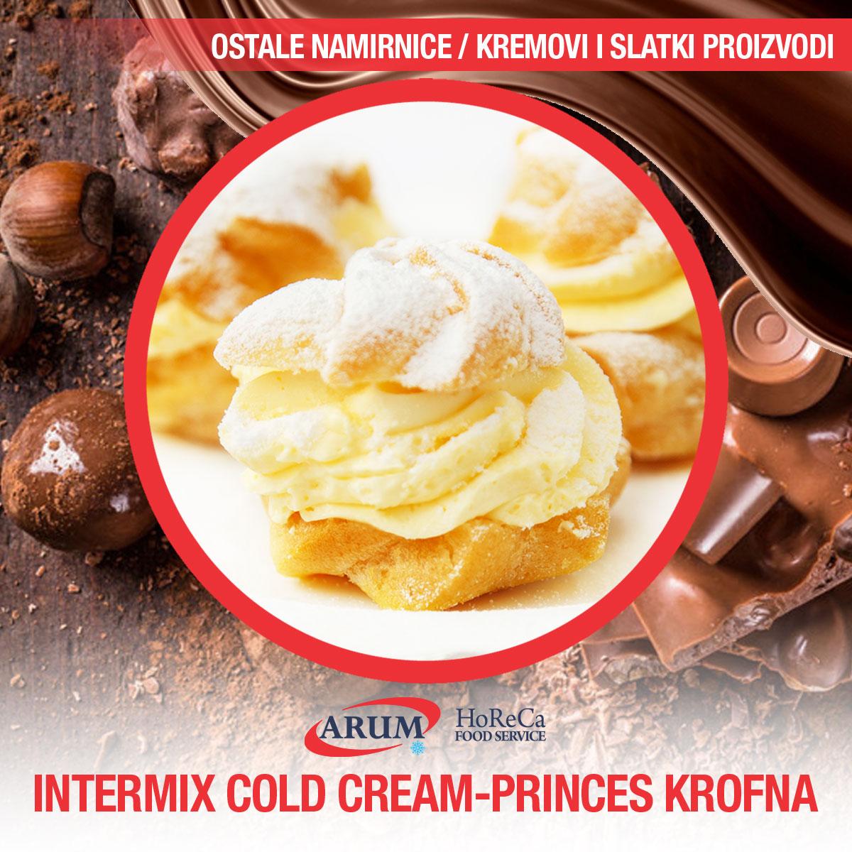 Intermix cold cream-princes krofna 10/1