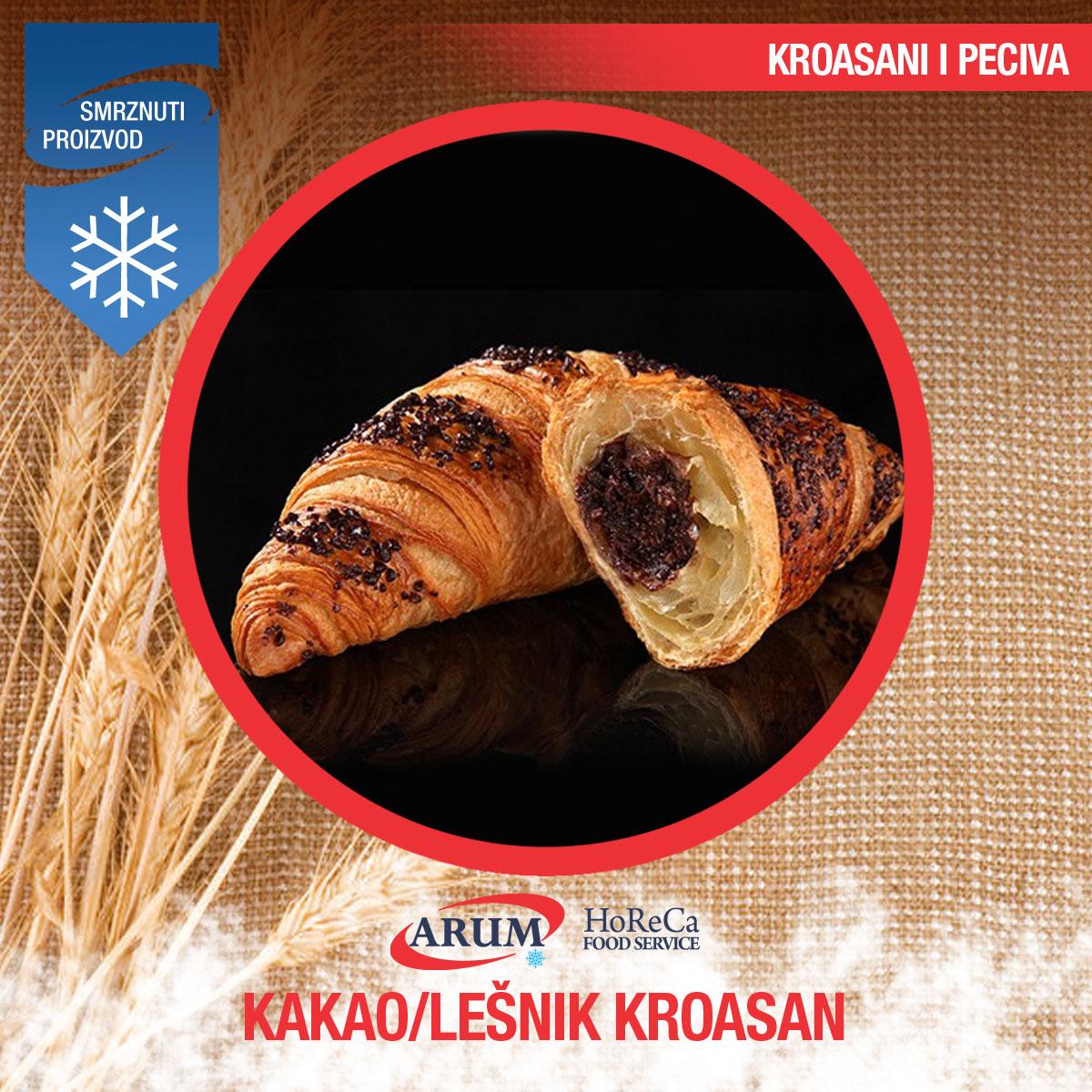 Kakao/lesnik kroasan 70gr 60/1