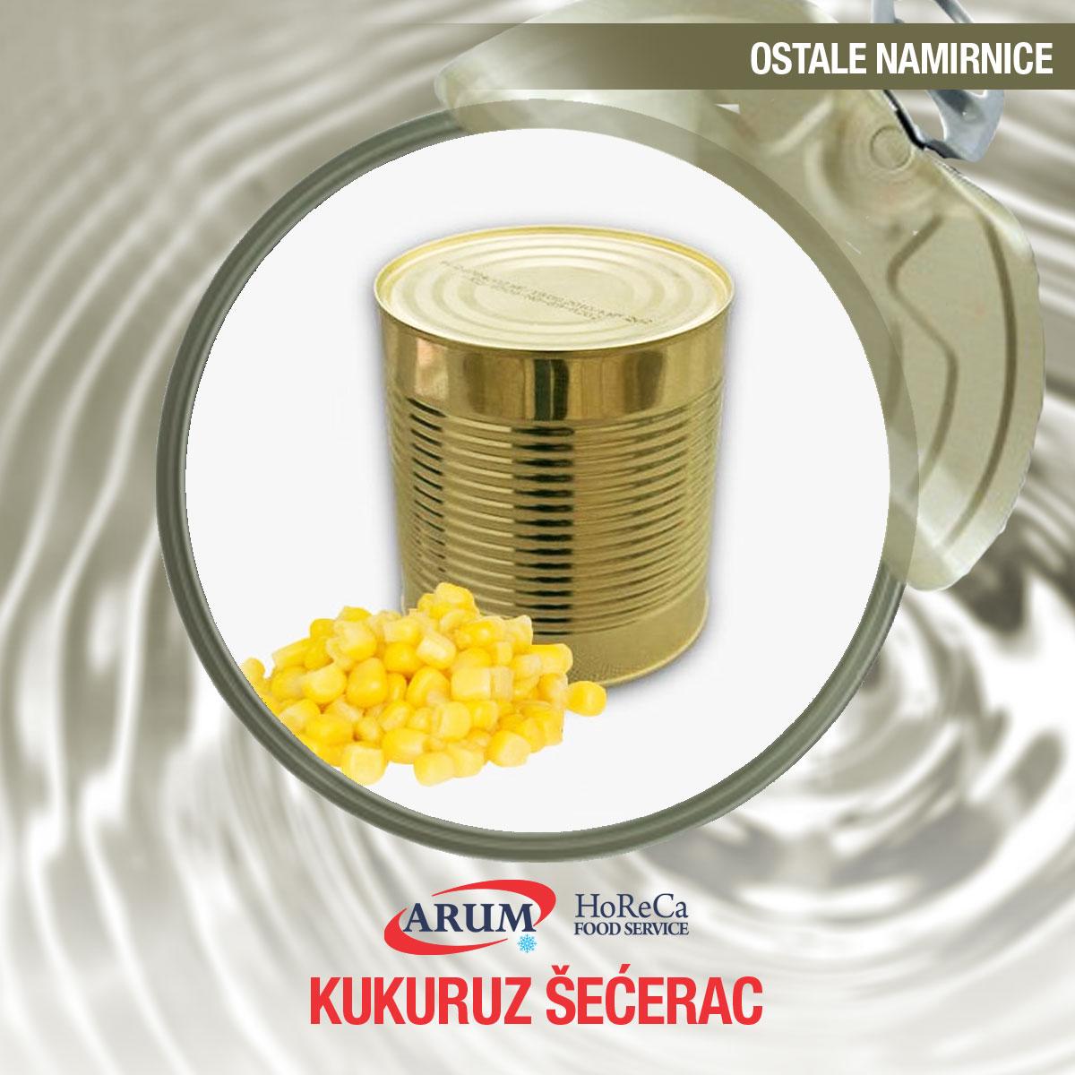 KUKURUZ SECERAC L-4250gr