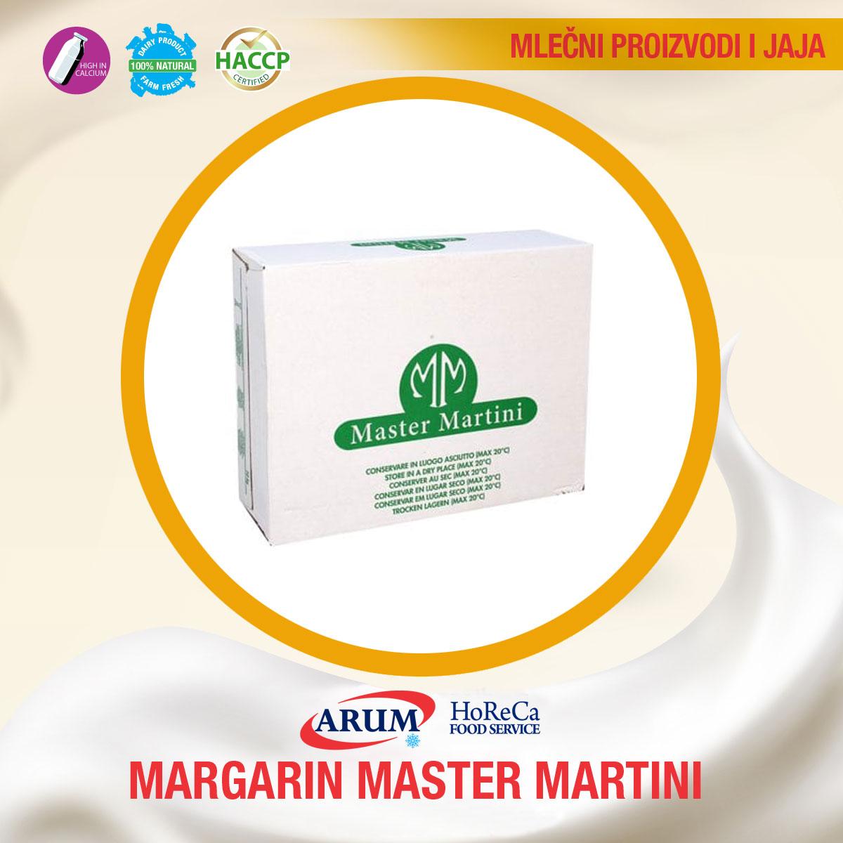 Margarin mst ekoslajs 75% (20kg/1#)