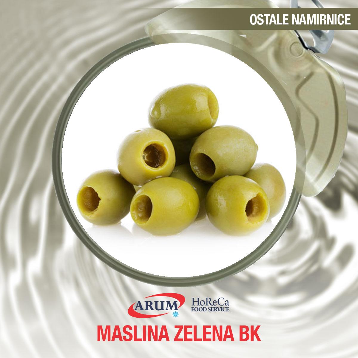 Maslina zelena b/k 3 kg