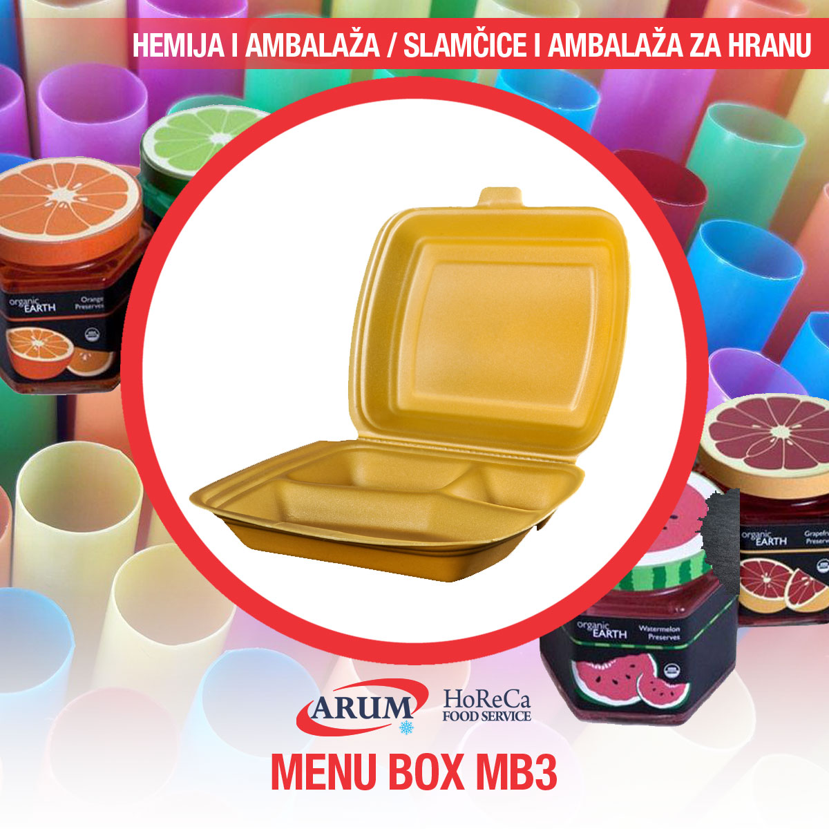Menu box MB3 200/1