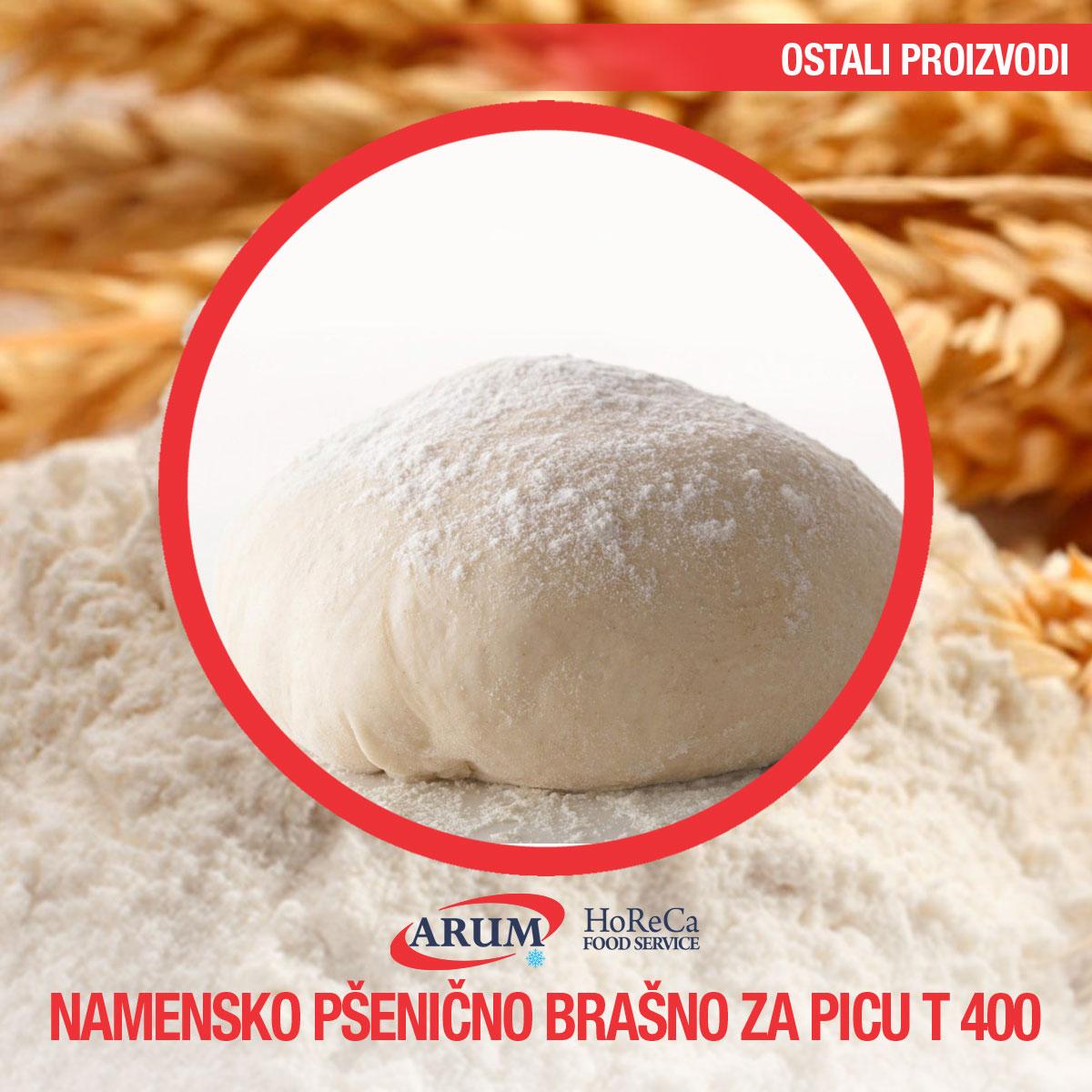 Namensko pŠeniČno braŠno za picu (t400 meko) 10/1
