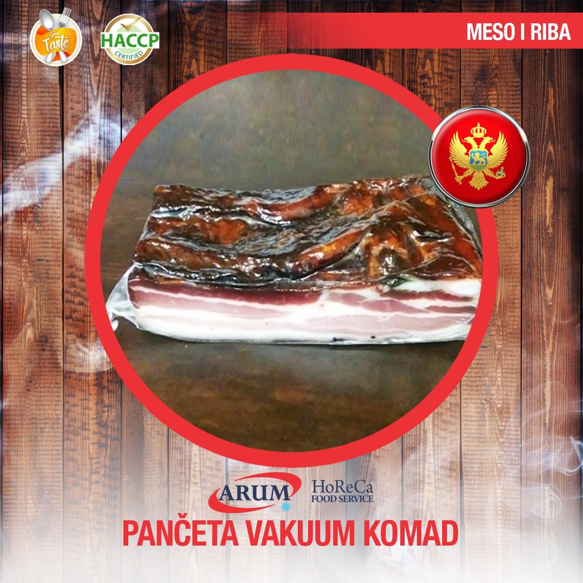 C.KOMADNA  PANCETA VAKUM cca 900gr