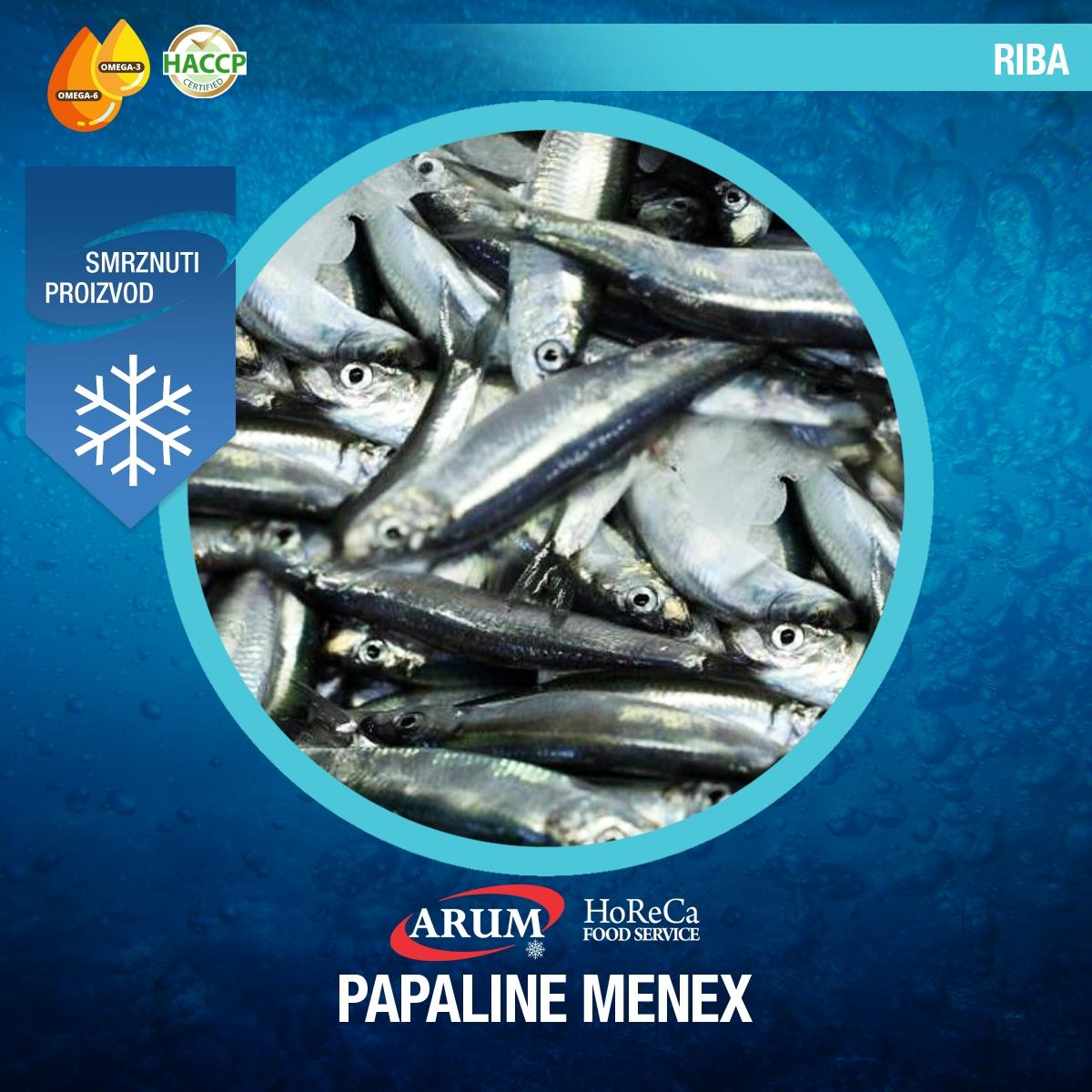 Papalina menex