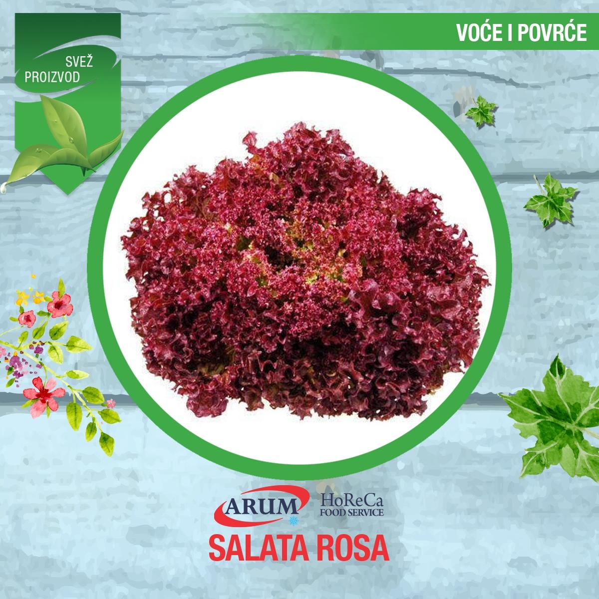 Salata rosa