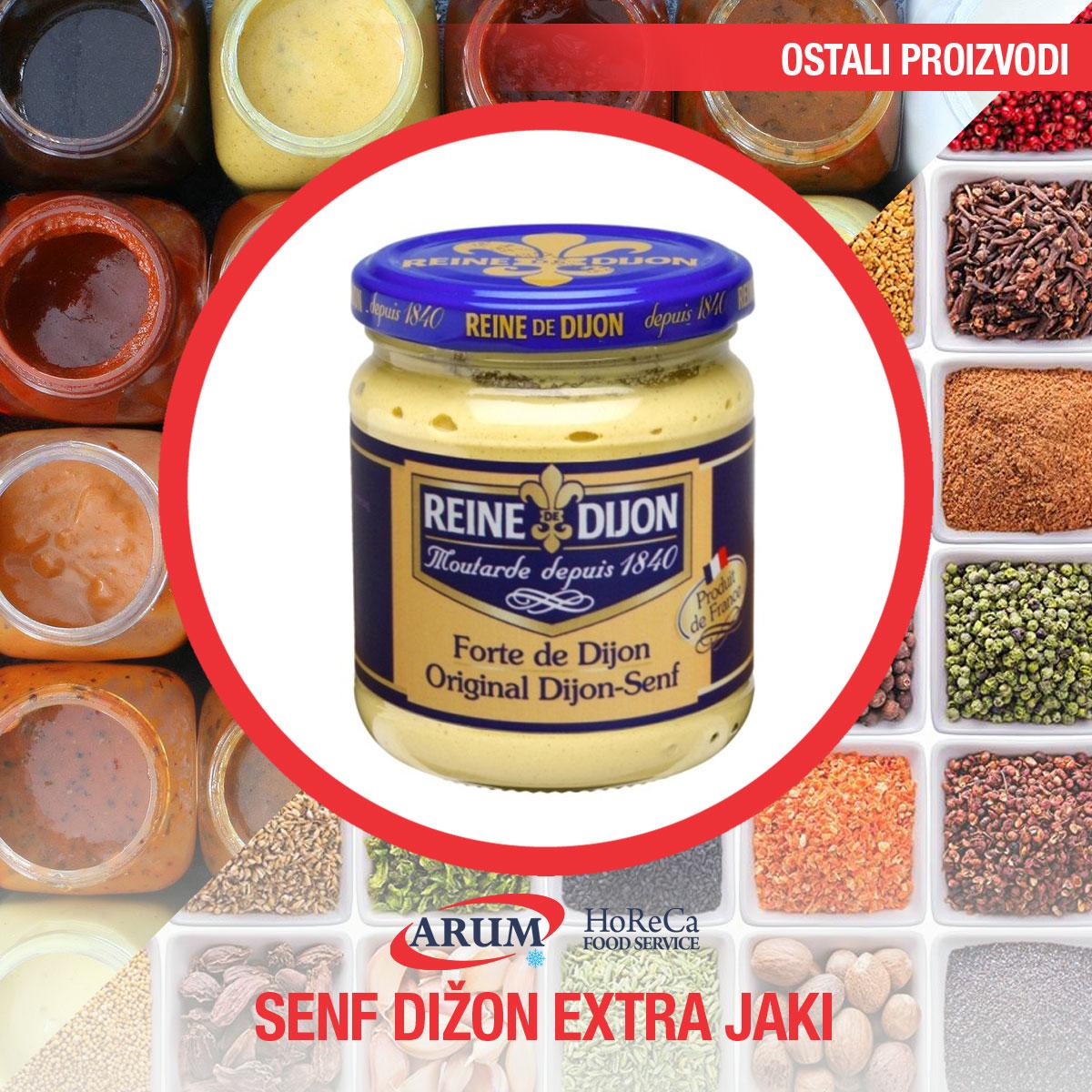 Senf dizon extra jaki 200gr