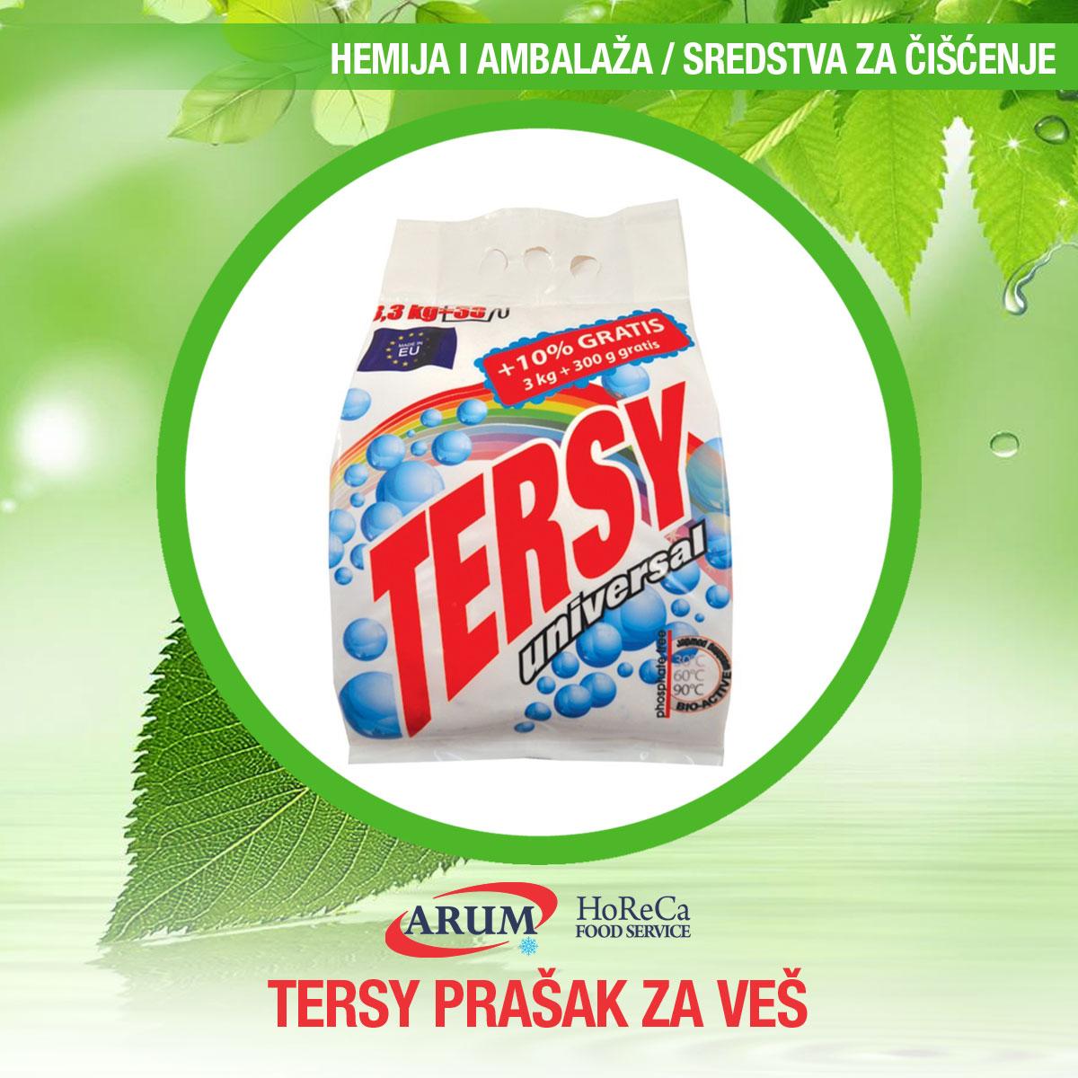 Tersy prasak za ves 3kg+300gr gratis