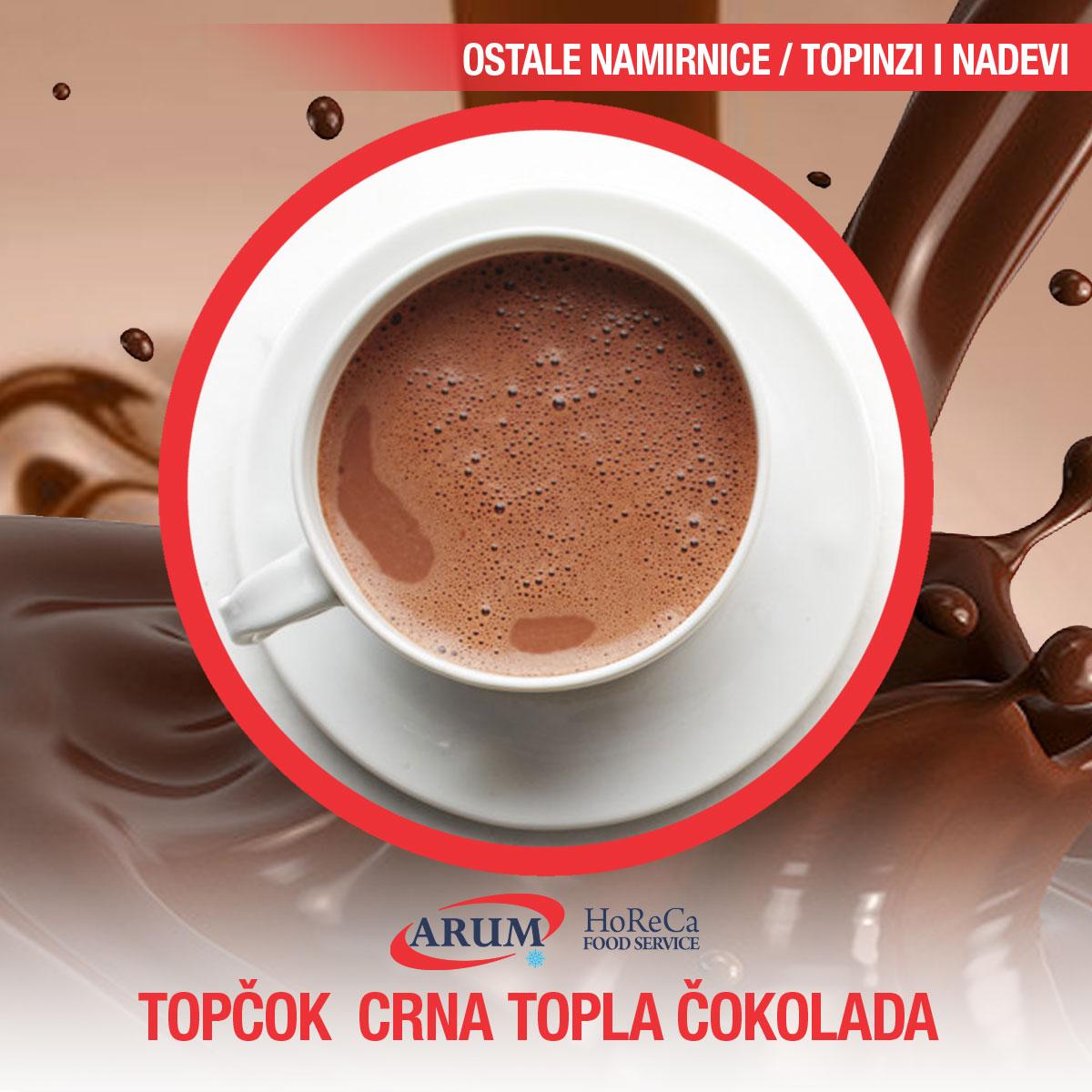Top cok crna topla cokolada25g kesica (20 kom)
