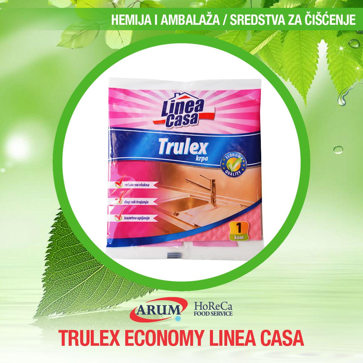 Trulex economy 3/1 linea casa