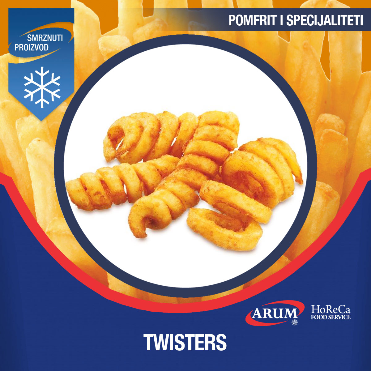 Twisters 2.5kg