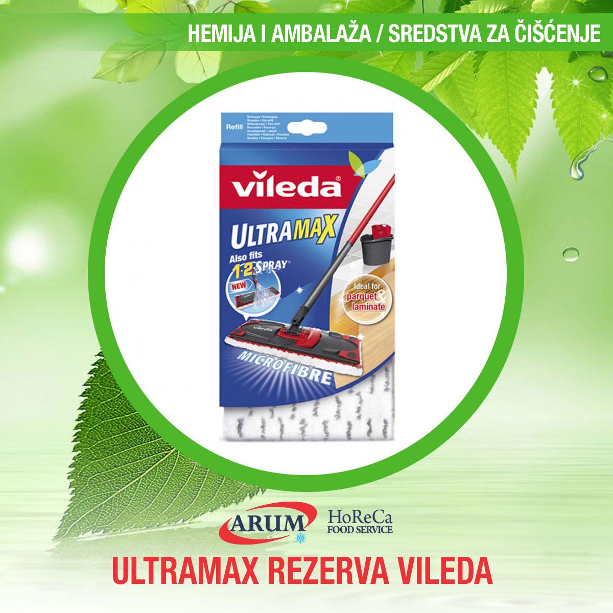 Ultramax rezerva vileda