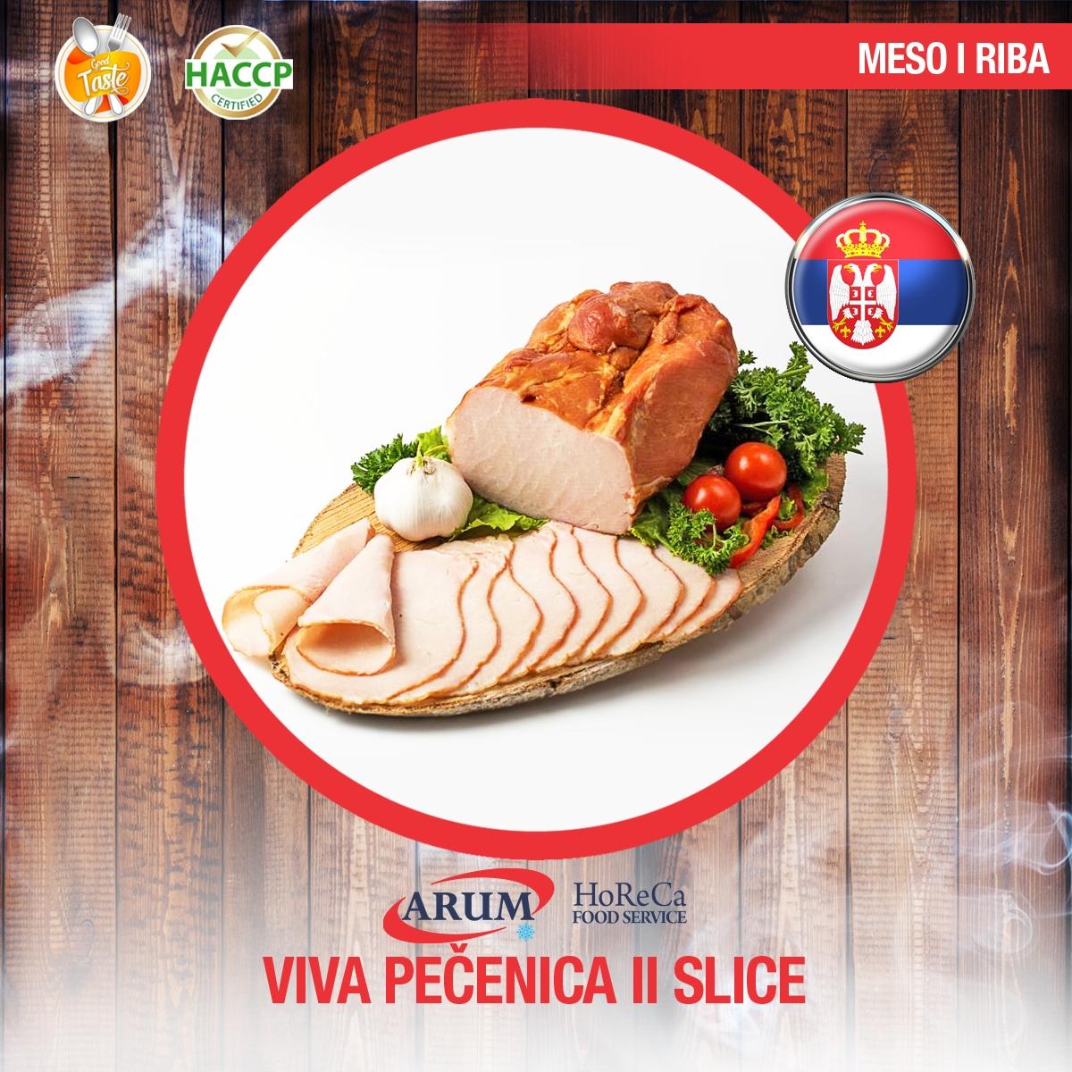Viva pecenica ii slice