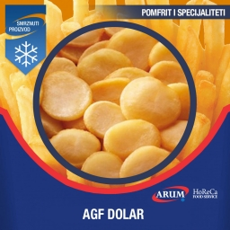Agf dolar-a 2x2.5kg