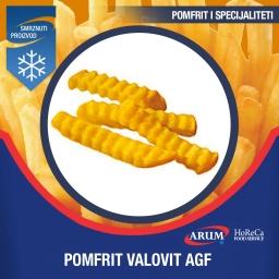 Agf valoviti krompir-a 4x2.5 kg