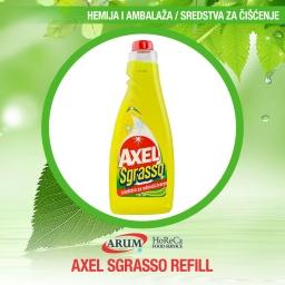 Axel sgrasso refill 750ml
