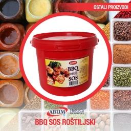 Bbq sos rostiljski 2,2kg