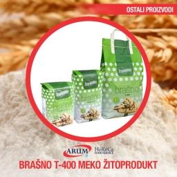 Brasno t-400 meko 1/1 zitoprodukt