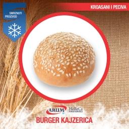 Burger kajzerica hleb i kifle 0.080