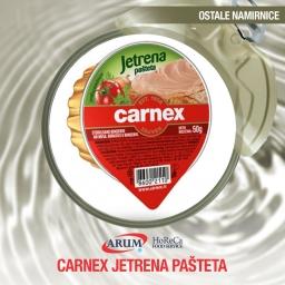 Carnex jetrene pasteta 50g (20/1#)