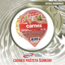 Carnex pasteta sa sunkom 50g (20/1#)