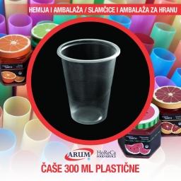 Case 300 ml plasticne 50/1