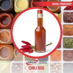 Chili sos 2,2 kg degusta