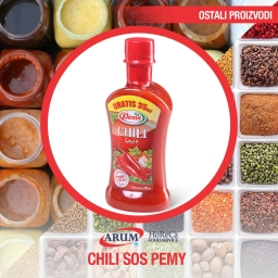 Chili sos 285ml pemy