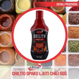 Chilito opako ljuti chili sos 250g