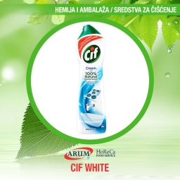 Cif white 500ml