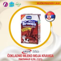 Coko mleko kravica 0.25l