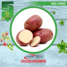 Crveni krompir