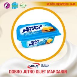 DOBRO JUTRO MARGARIN DIJET 500G (16/1#)