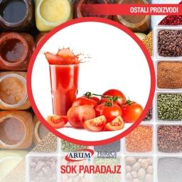 Domaci sok od paradajza 1l il capitano (6/#)