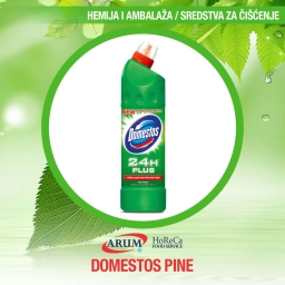 Domestos pine fresh 1000ml