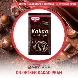 Droetker kakao prah 500g professional (8/#)