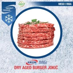 Dry-aged burger