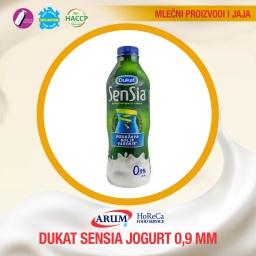 Dukat balans jogurt sensia 1kg (6/#)
