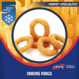 Eco onion rings 10x1 kg