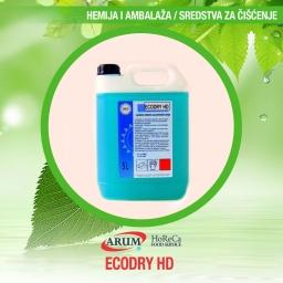 Ecodry hd 10l - sjaj za čaše