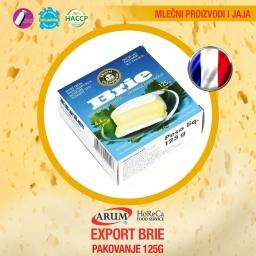 Export brie 125gr